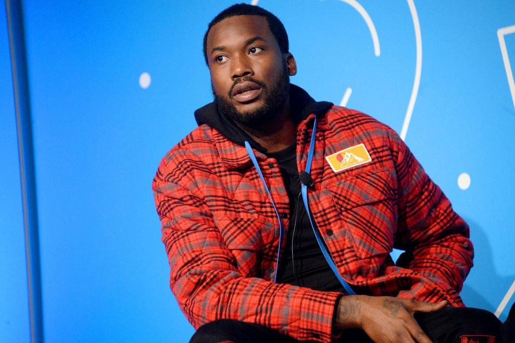 Meek Mill Apologizes To Vanessa Bryant After She Checks Him For Kobe Bryant Lyric