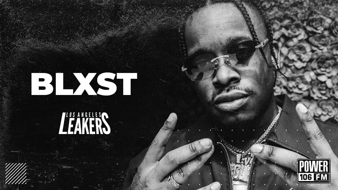 BLXST Talks Meeting J. Cole For The First Time & Advice & Support He's Received From E-40