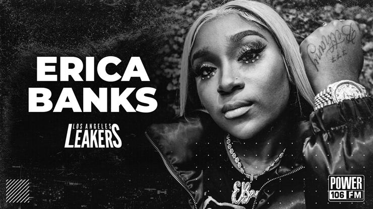 "Erica Banks Praises Nicki Minaj As Rap Inspiration & Details How Travis Scott Joined ""Buss It"" Remix"