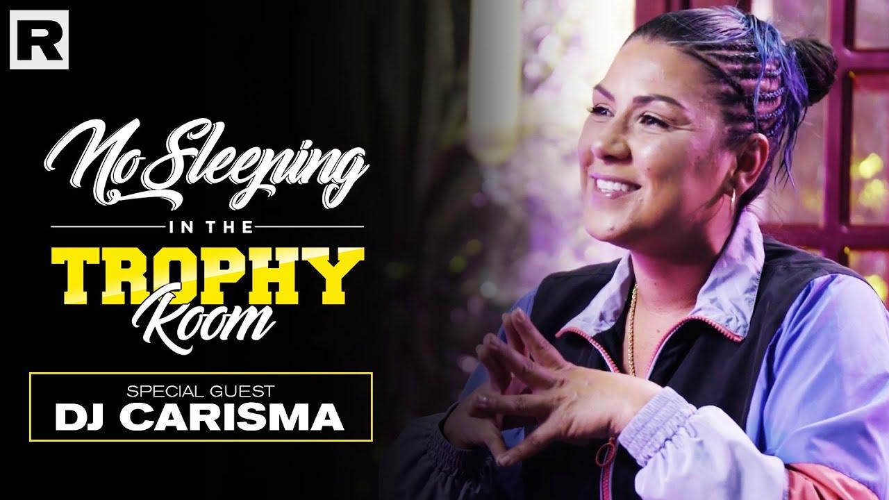 DJ Carisma Discusses Journey As A DJ, Being Inspired By Spinderlla & Nicki Minaj, & More With REVOLT TV