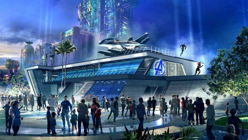 Avengers Campus in Disney California Adventure to Open June 2021