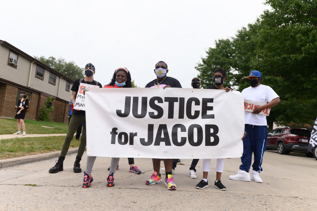 The Kenosha Cop Who Shot & Paralyzed Jacob Blake Won't Be Disciplined