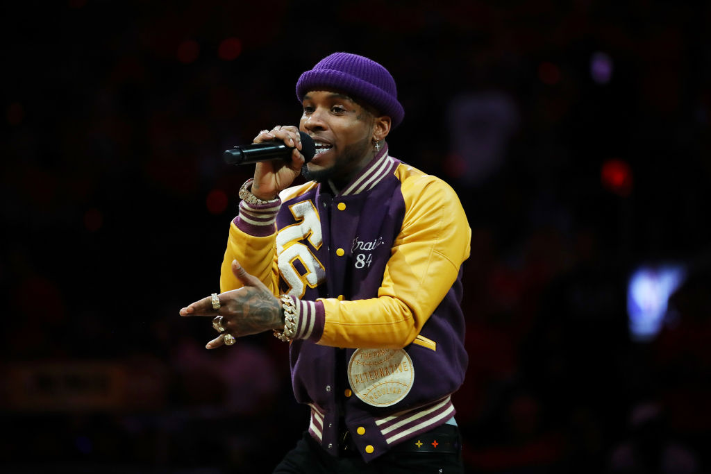 Tory Lanez Serenades Fans With Virtual Live Performance