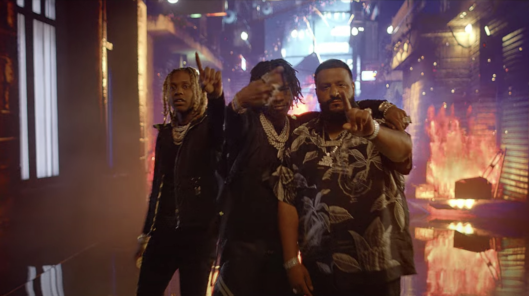 "DJ Khaled Taps Lil' Baby & Lil' Durk For New ""Every Chance I Get"" Video"