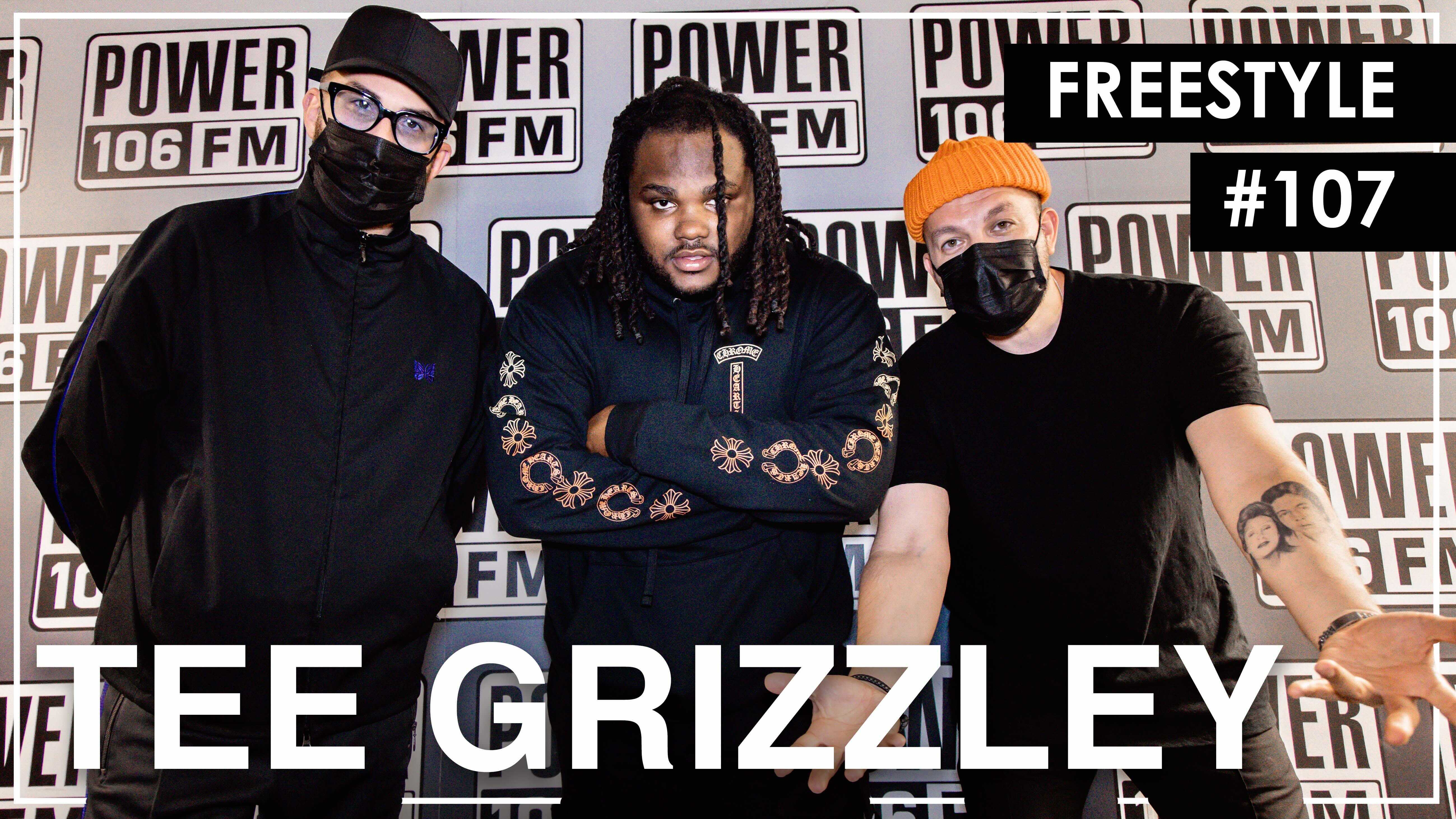 Tee Grizzley Spits A Cappella Bars About Family & Police Brutality – L.A. Leakers Freestyle #107