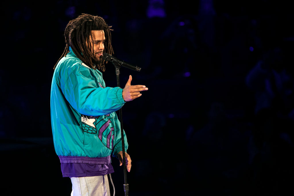 J. Cole Reportedly Listed In Roster Of Team In Basketball Africa League