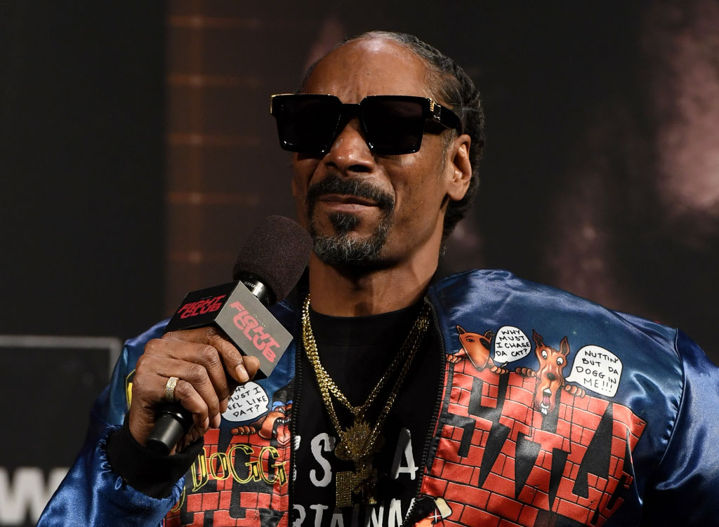 Snoop Dogg's Developing Anthology Series About His Life
