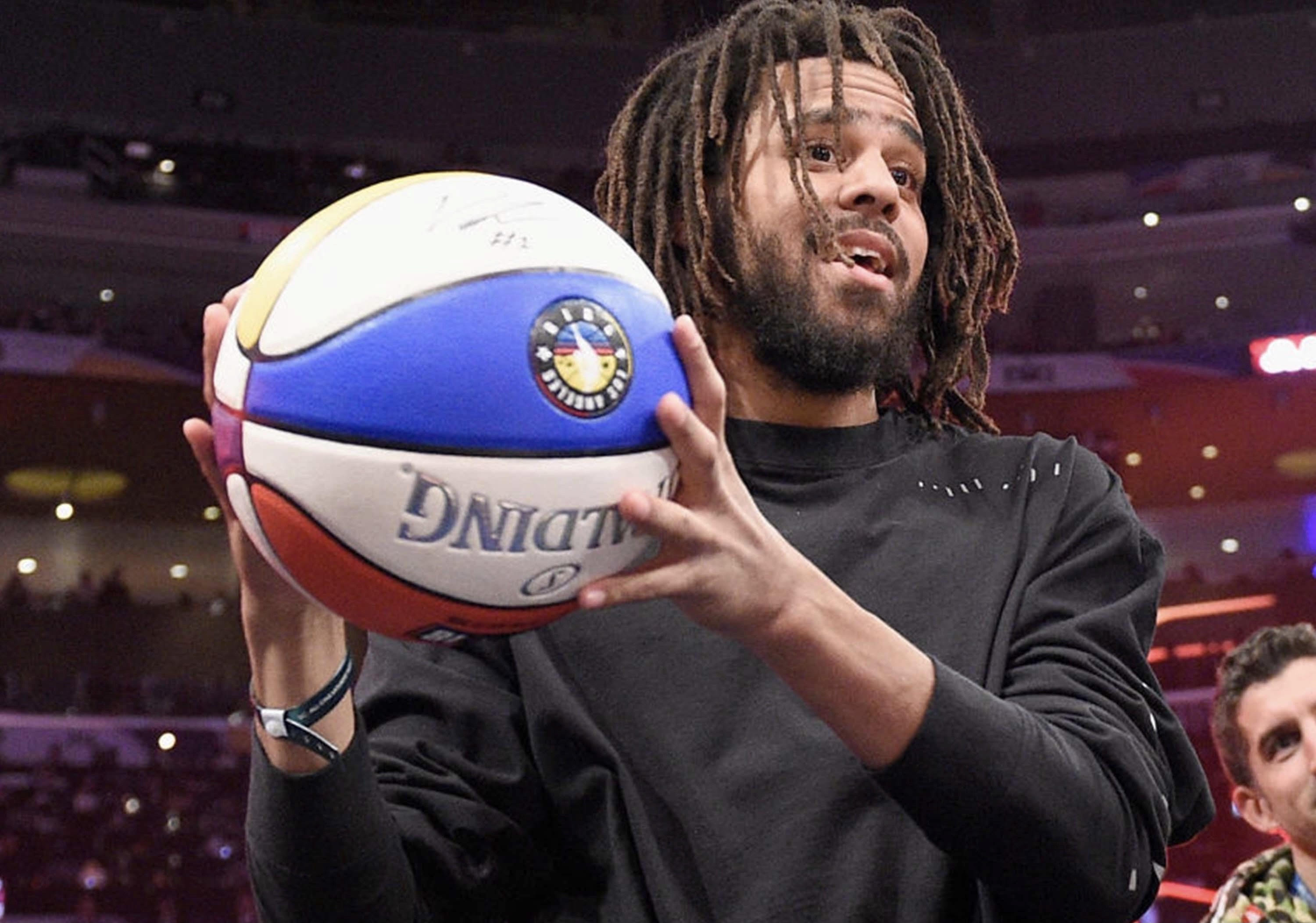 BAL Player Suggests J. Cole Playing For League Is Disrespectful