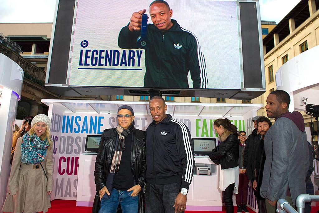 Dr. Dre & Jimmy Lovine To Open New High School In Los Angeles
