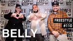 """Belly Returns For Third Freestyle Over Nas' """"If I Ruled The World"""" – #Freestyle110"""