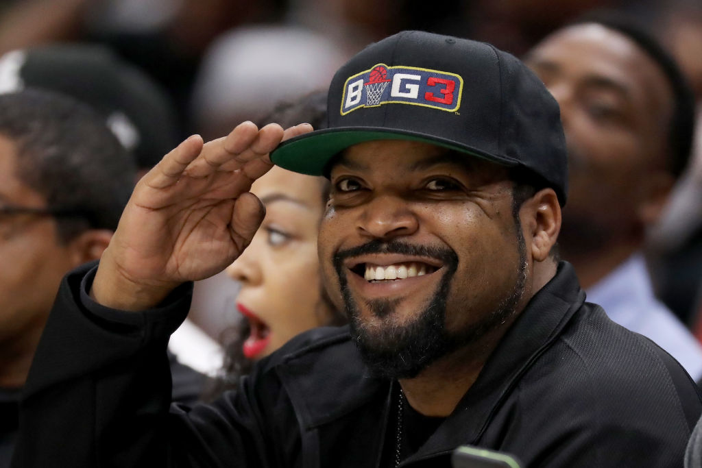 Ice Cube Returns To Big Screen In New Sony Comedy 'Oh Hell No'