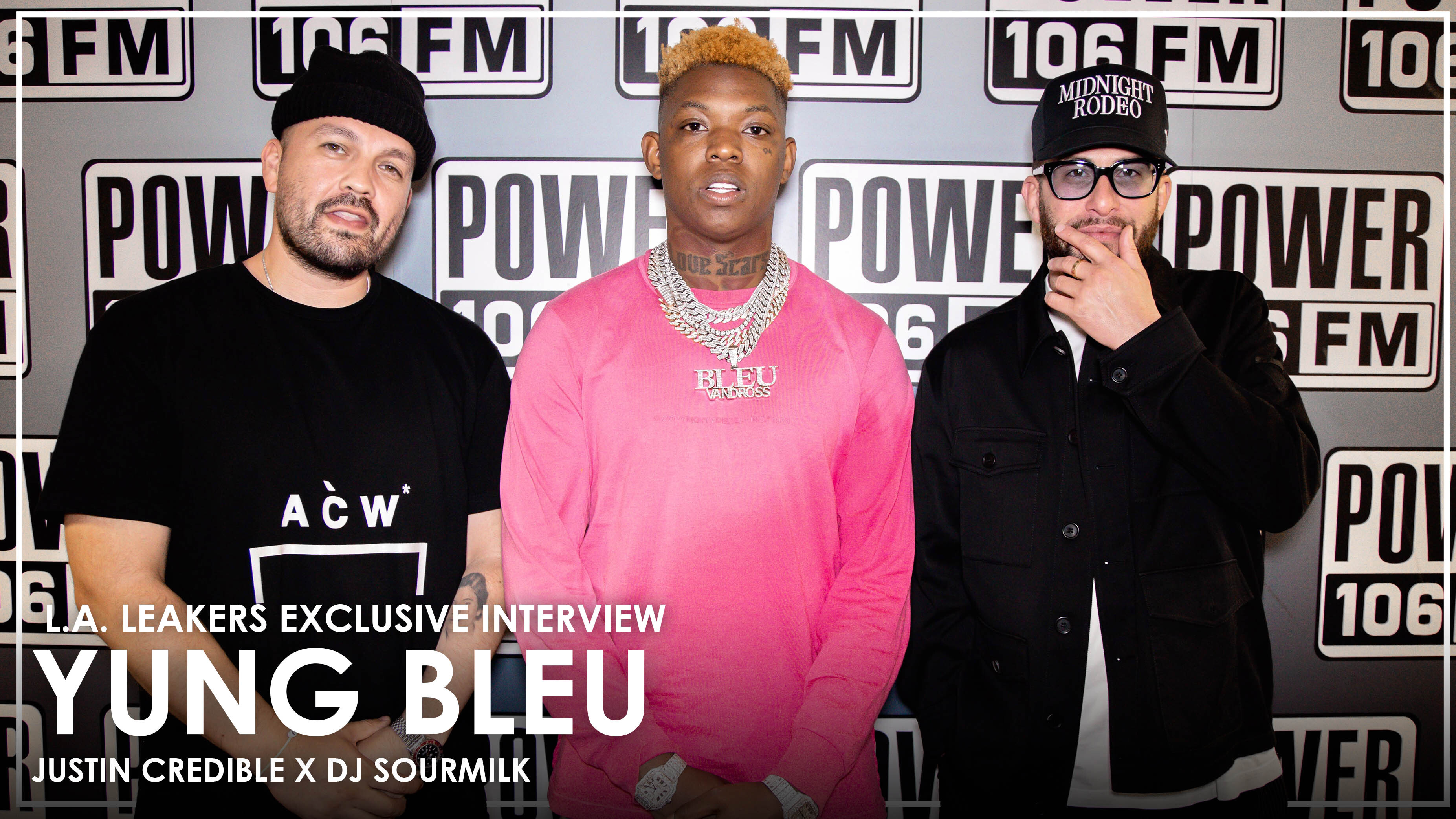 Yung Bleu Talks Going Double Platinum With Drake & Big Sean, H.E.R. Features On Upcoming Project