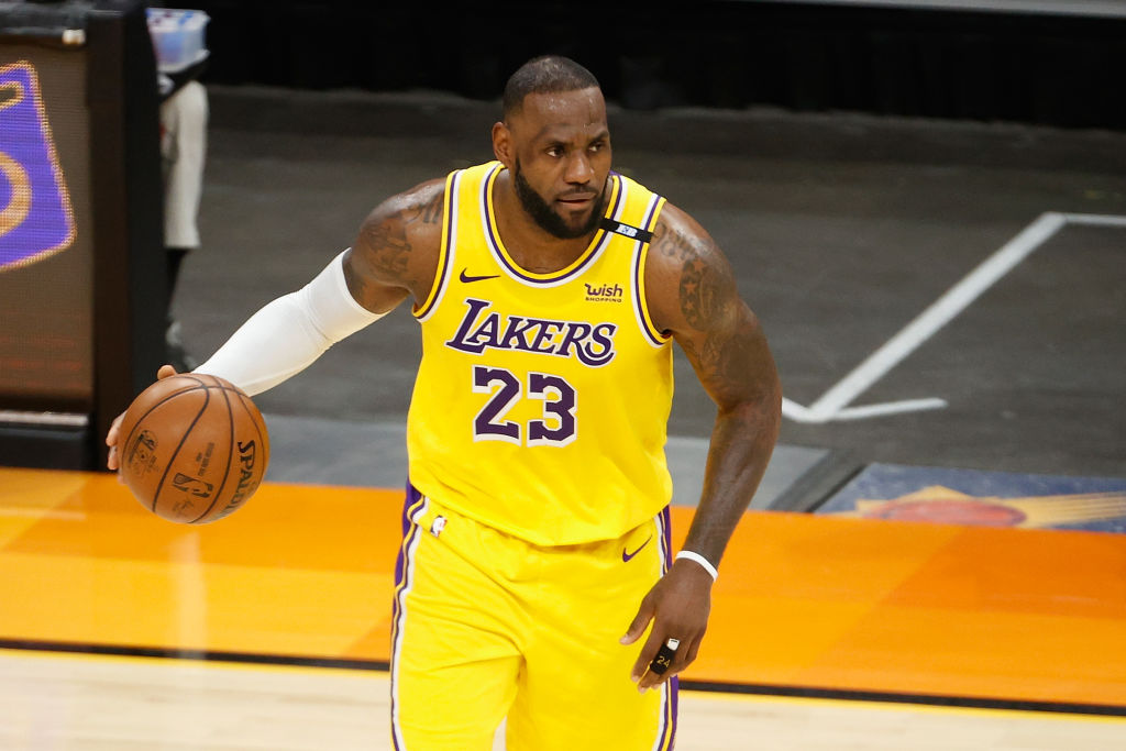 LeBron James Wants To Retire With The Lakers