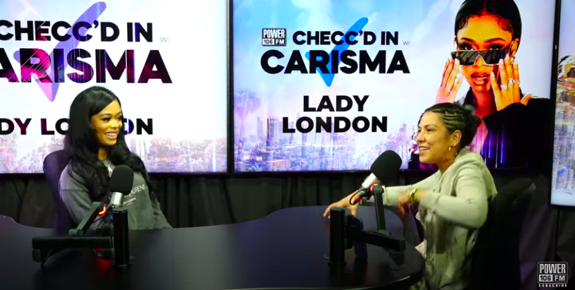 Lady London Talks 'She Ball' Collab With Lil Kim, Coi Leray & Names Jay-Z, Slick Rick In Top 5 List