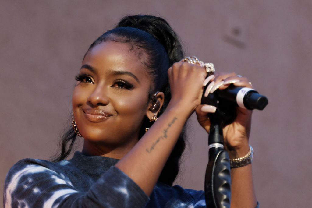 Justine Skye Details How An Instagram DM Led To Collabing With Timbaland & Justin Timberlake