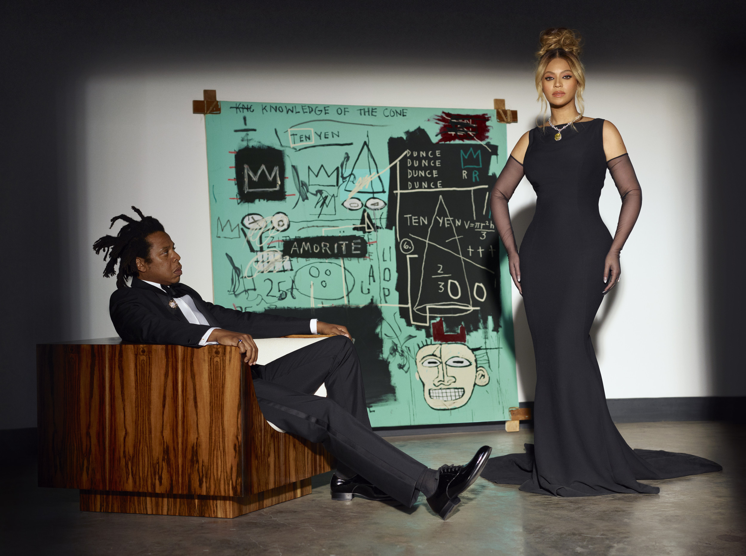 Beyoncé & JAY-Z Teams Up For Tiffany & Co.'s New Campaign