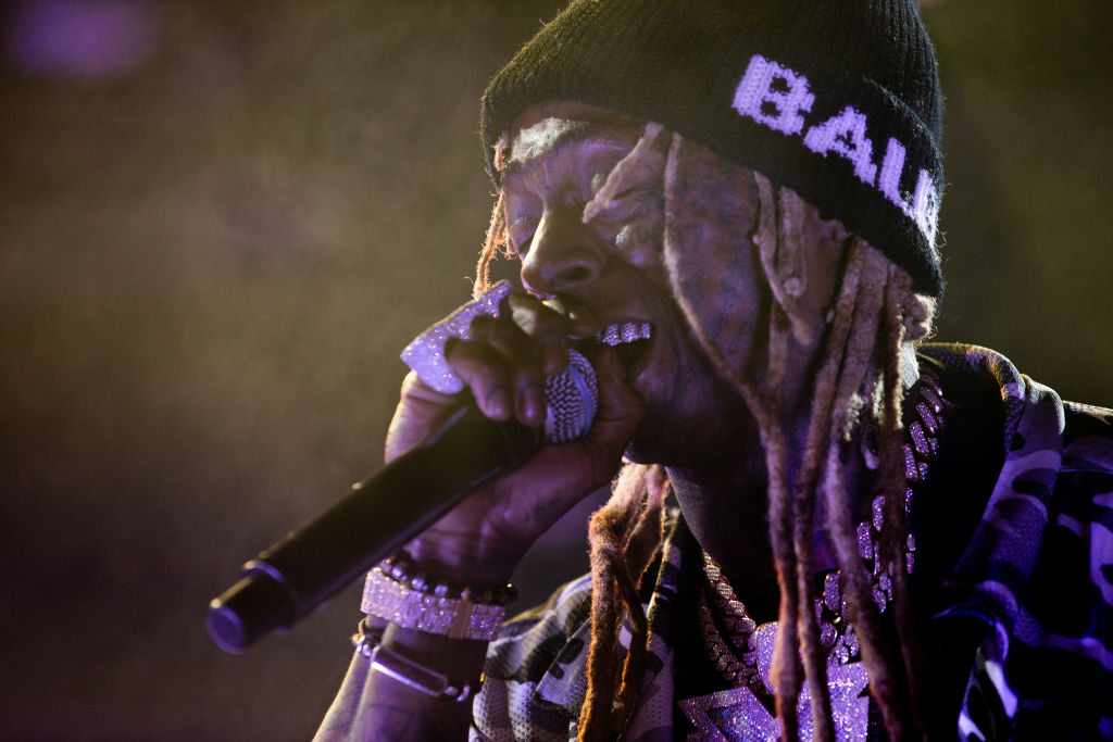 Lil Wayne Is Set To Release Three New Albums