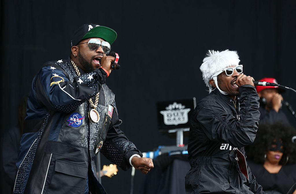 Outkast Celebrates 25th Anniversary With Deluxe Edition of 'ATLiens'