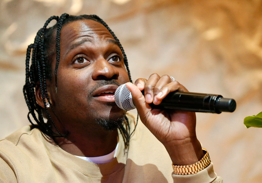 Pusha T Says His New Album Is Coming Soon