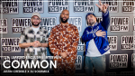 Common Wants To Collab With Kendrick Lamar + Talks Going Against Black Thought in Verzuz & New Album