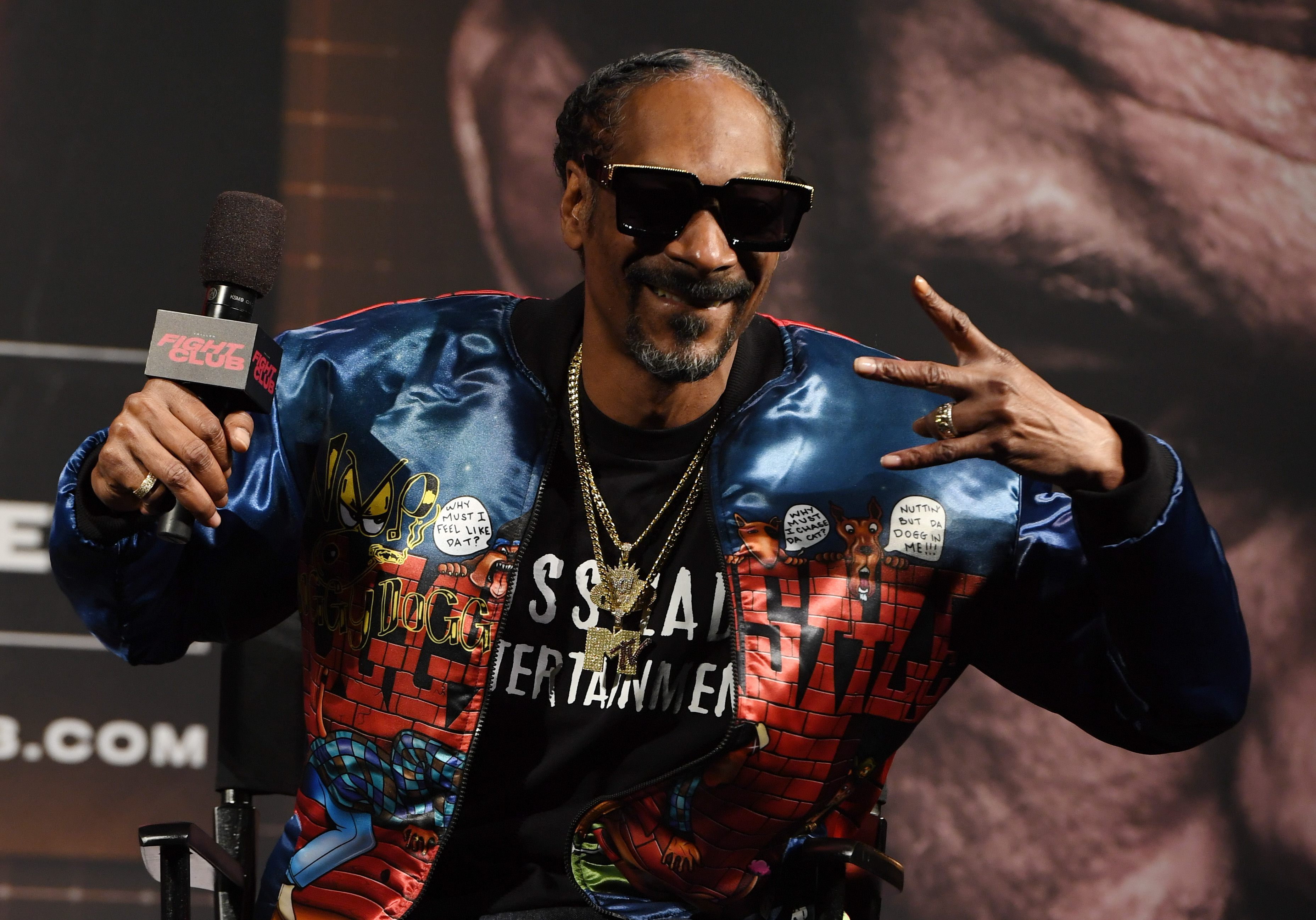 Snoop Dogg Confirms New Album 'Algorithm'