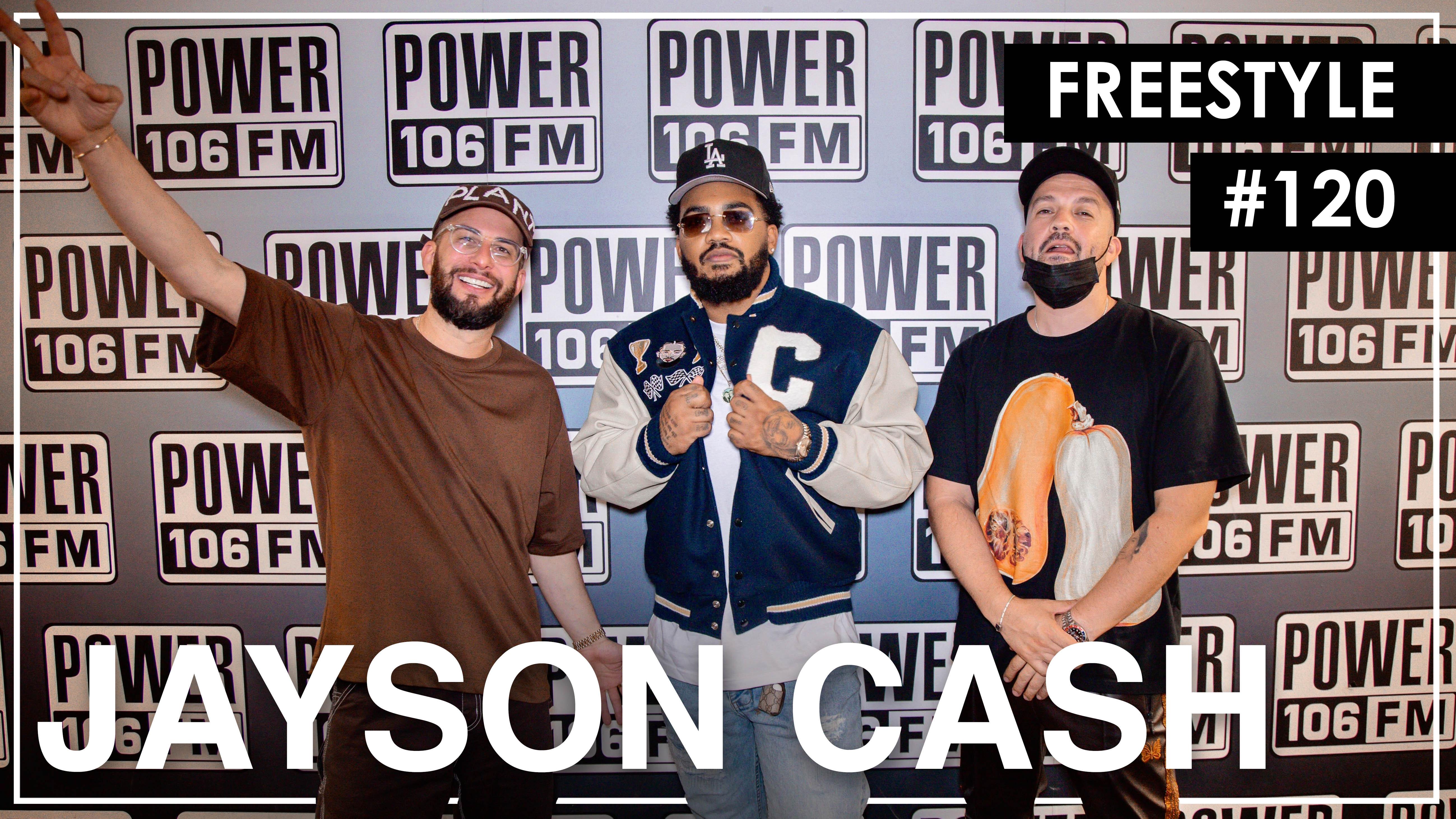 "Jayson Cash Freestyles Over Jay Z & Jermaine Dupri's ""Money Ain't A Thang"" + Snoop's ""Still A G Thang"""