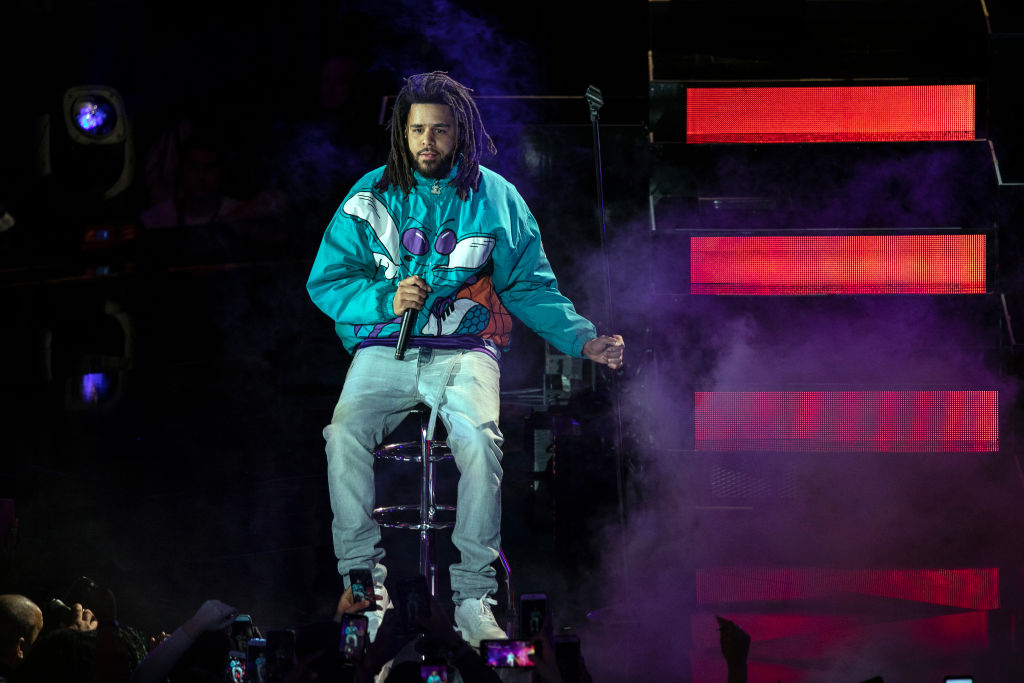 J Cole To Perform An Invite-Only Show In Los Angeles