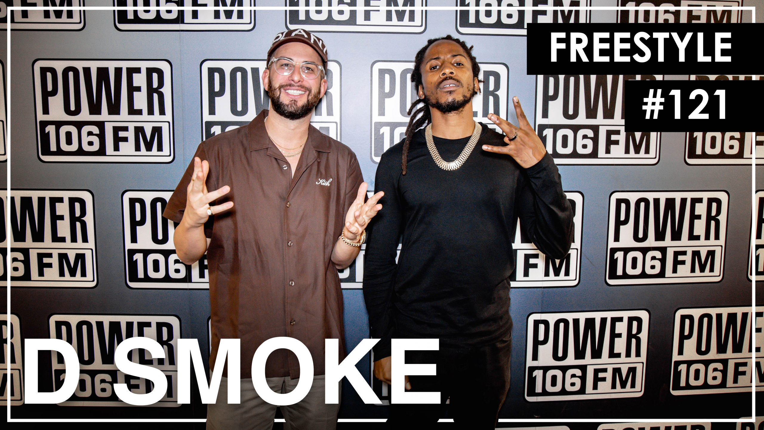 """D Smoke Effortlessly Spits Bars Over J. Cole's """"Let Go My Hand"""" Beat – L.A. Leakers Freestyle #121"""