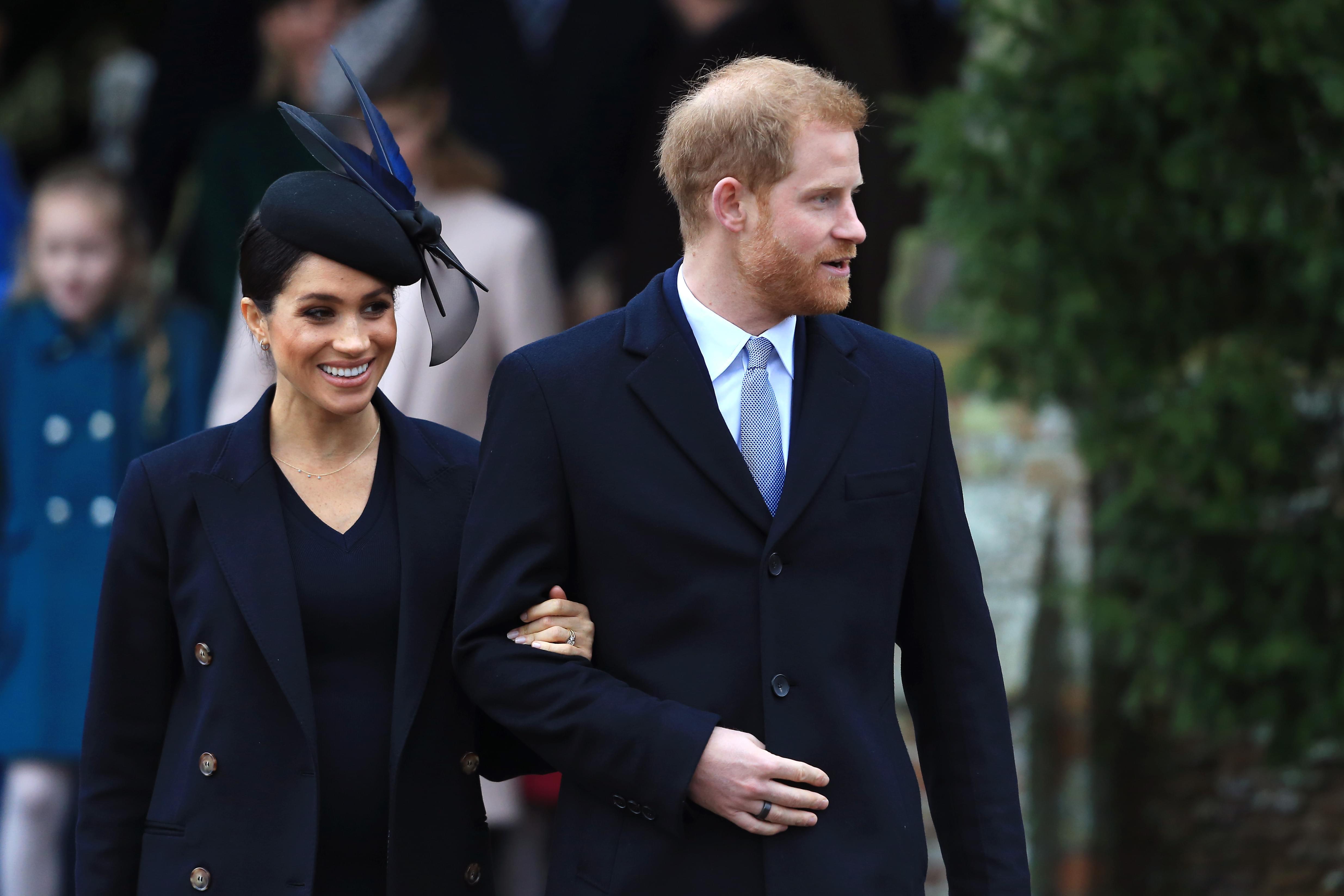 Meghan Markle y el príncipe Harry abren su propia cuenta de Instagram