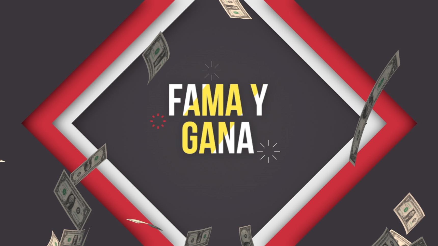 Fama y Gana Regresa en Noviembre 2019