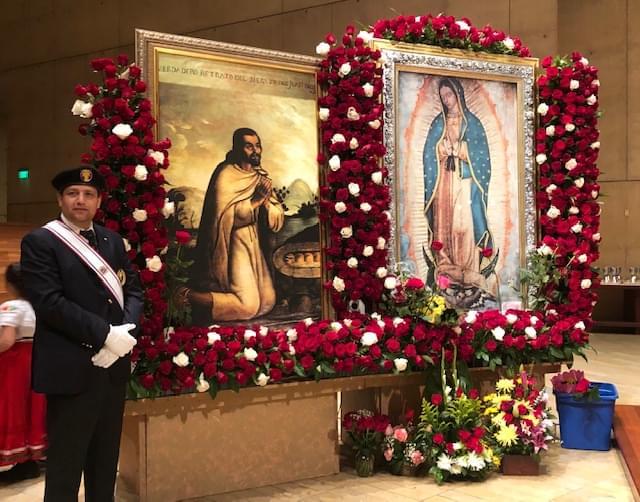 Las Mañanitas a La Virgen de Guadalupe