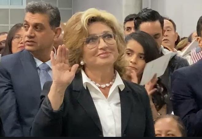 Angelica Maria Ciudadana de US