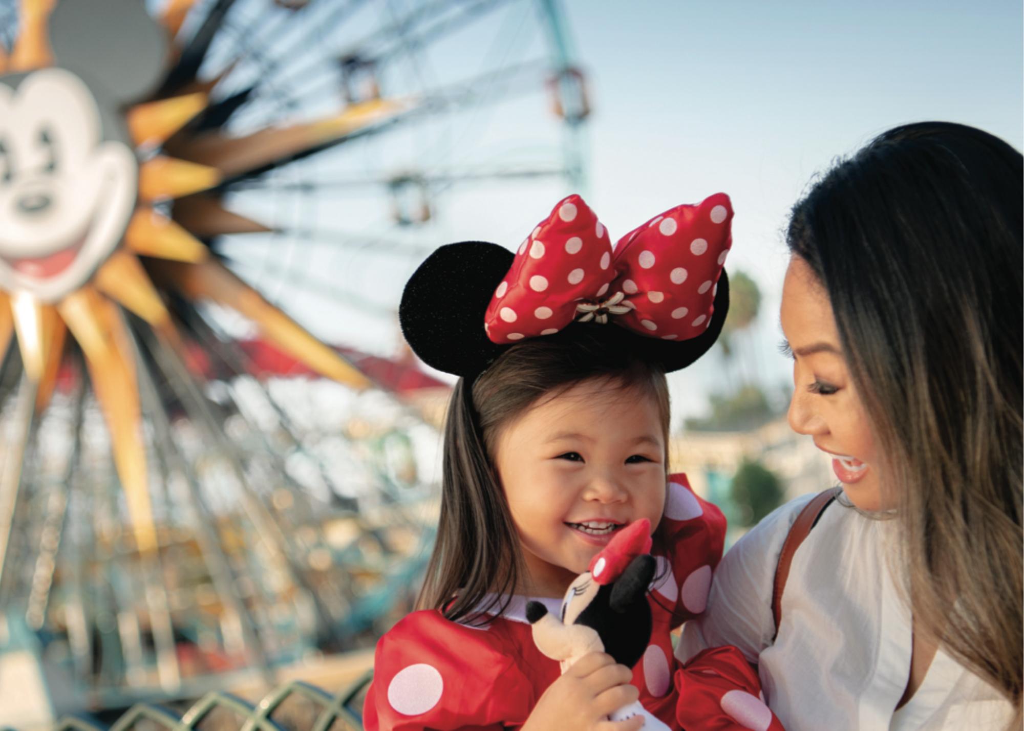 ¡Participa para tu oportunidad de ganar boletos para Disneyland!