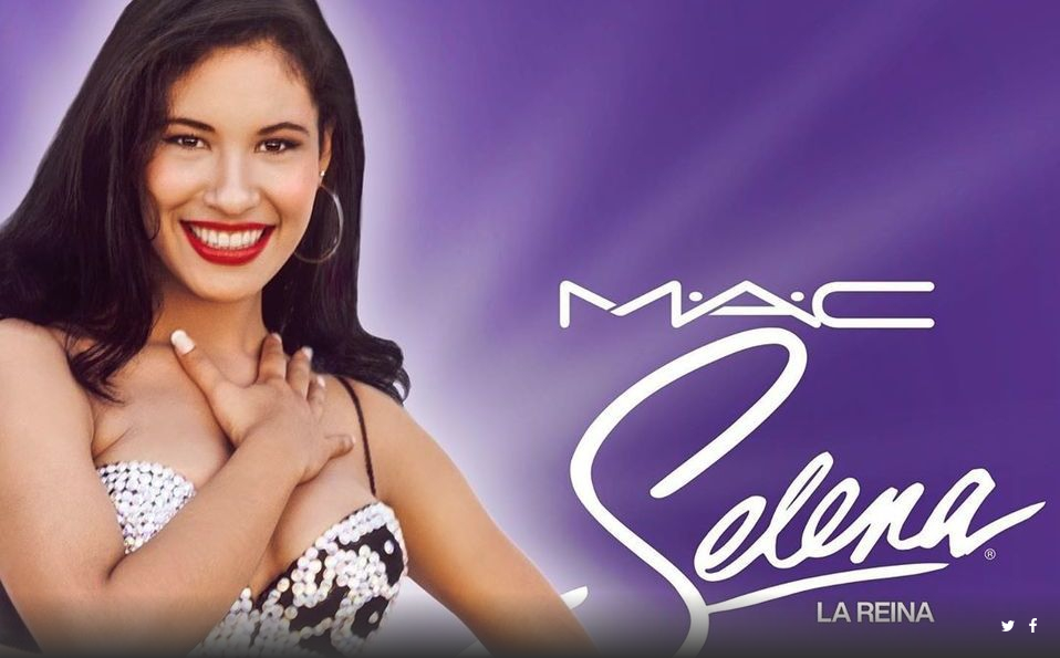 MAC Lanzará Otra Colección de Maquillaje de Selena Quintanilla