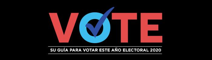 Su Guía Para Votar Este Año Electoral 2020