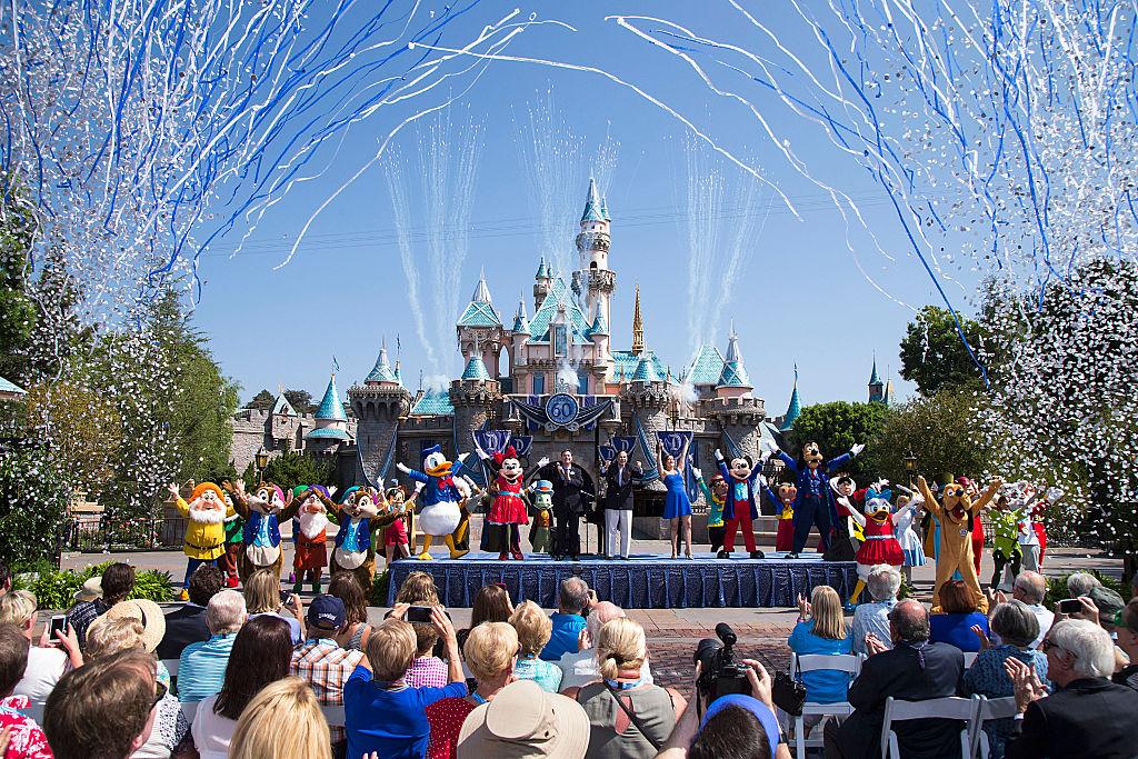 Disneyland Abre Sus Puertas En Abril