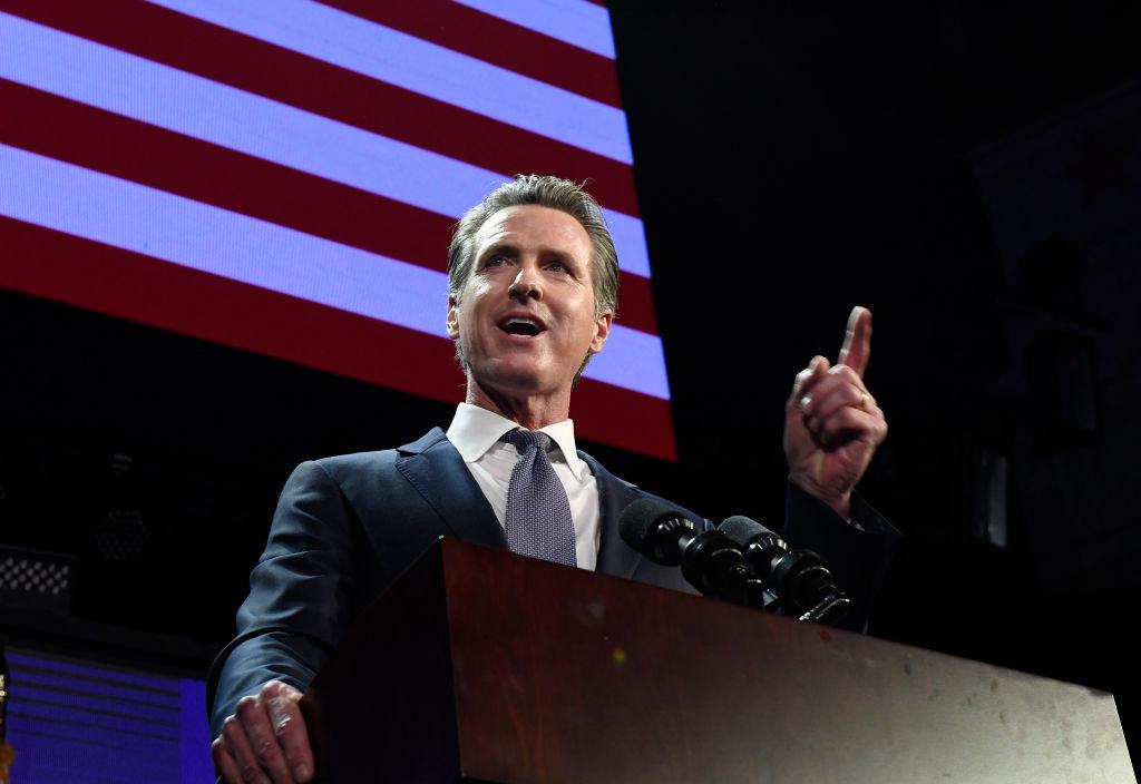 Gobernador Gavin Newsom Anunció Un Premio