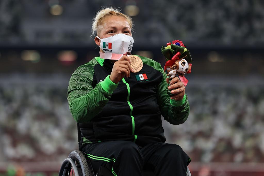 Rosa María Guerrero Se Lleva La Medalla Bronce