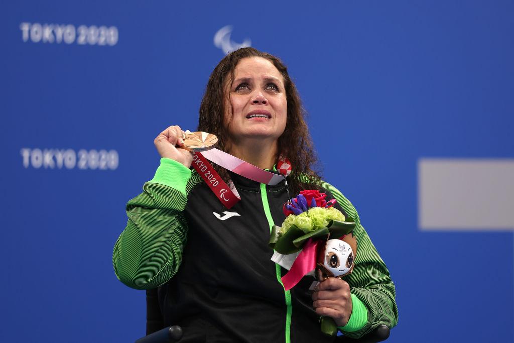 Medalla De Bronce Para México