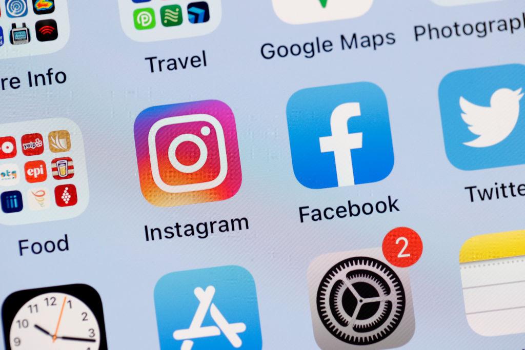 Caída De Servicio En Las Redes Sociales
