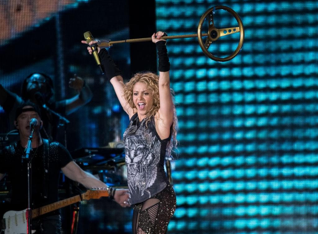Shakira hits the big screen