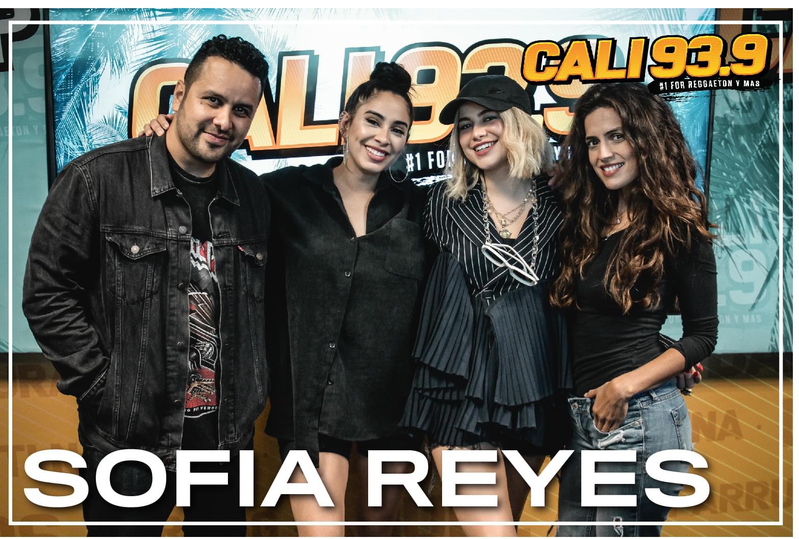 Sofia Reyes habla sobre Cybe Bullying en Cali Mornings