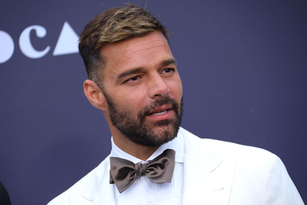 Ricky Martin Announces Movimiento Tour