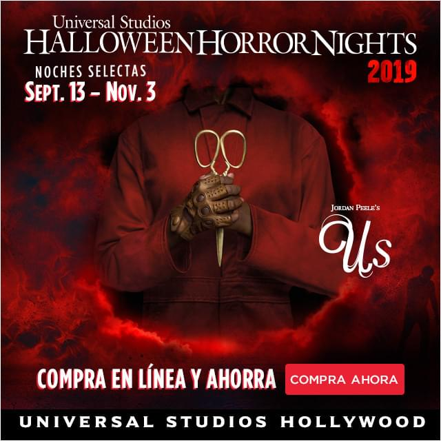 Win Tickets to Halloween Horror Nights at Universal Studios Hollywood!!