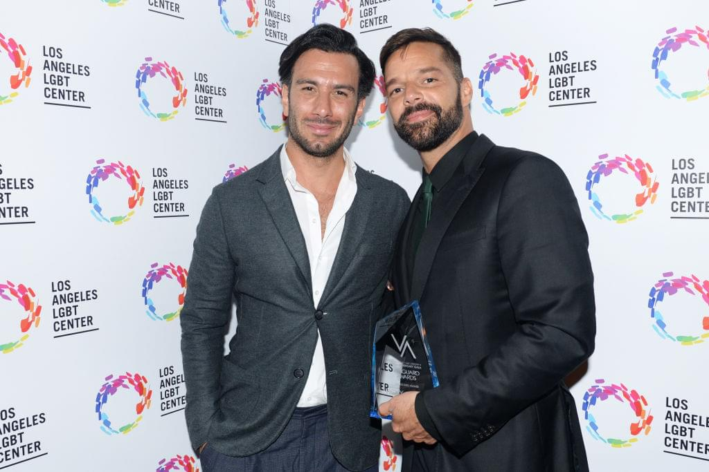 Ricky Martin Welcomes Fourth Baby