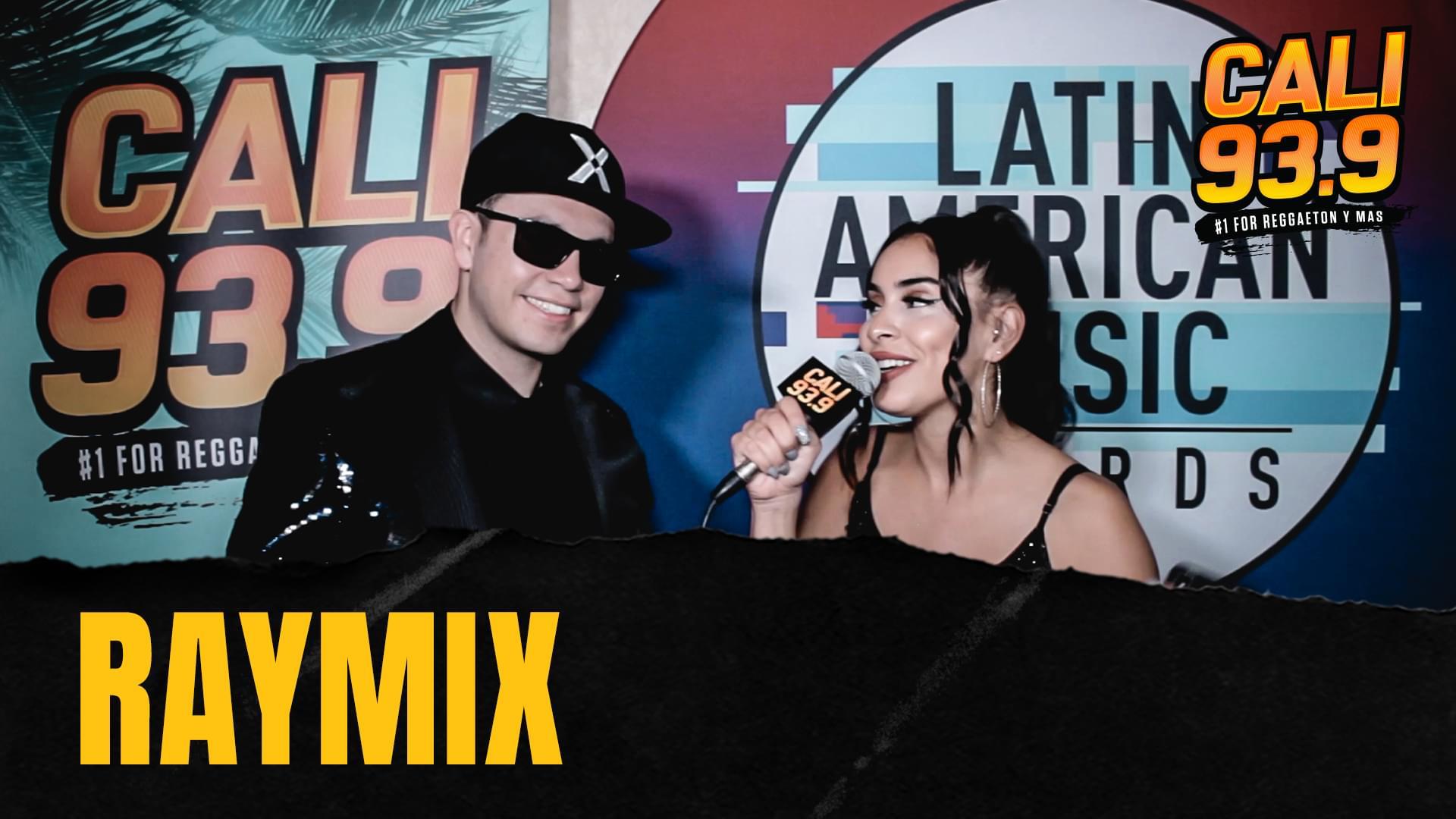 Raymix hace musica con contenido que se siente