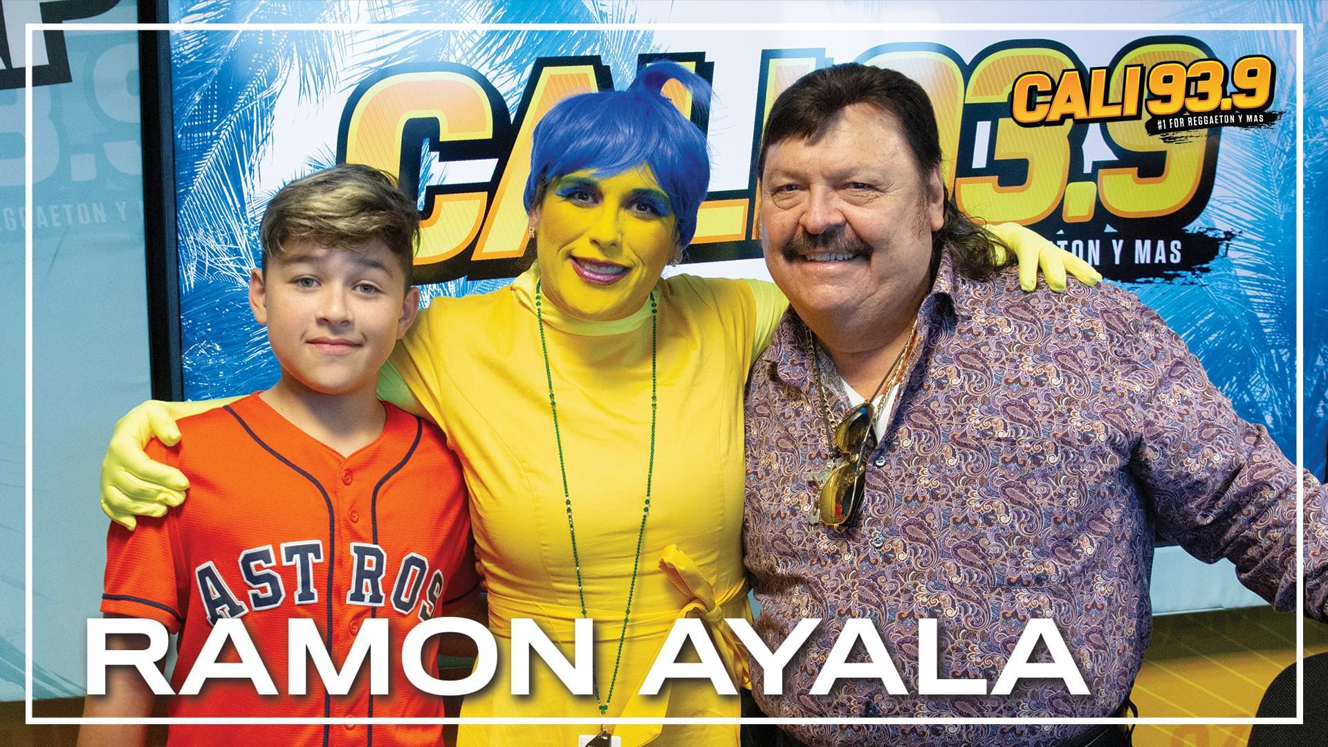 Ramon Ayala Presenta a el siguiente Rey Del Acordeón