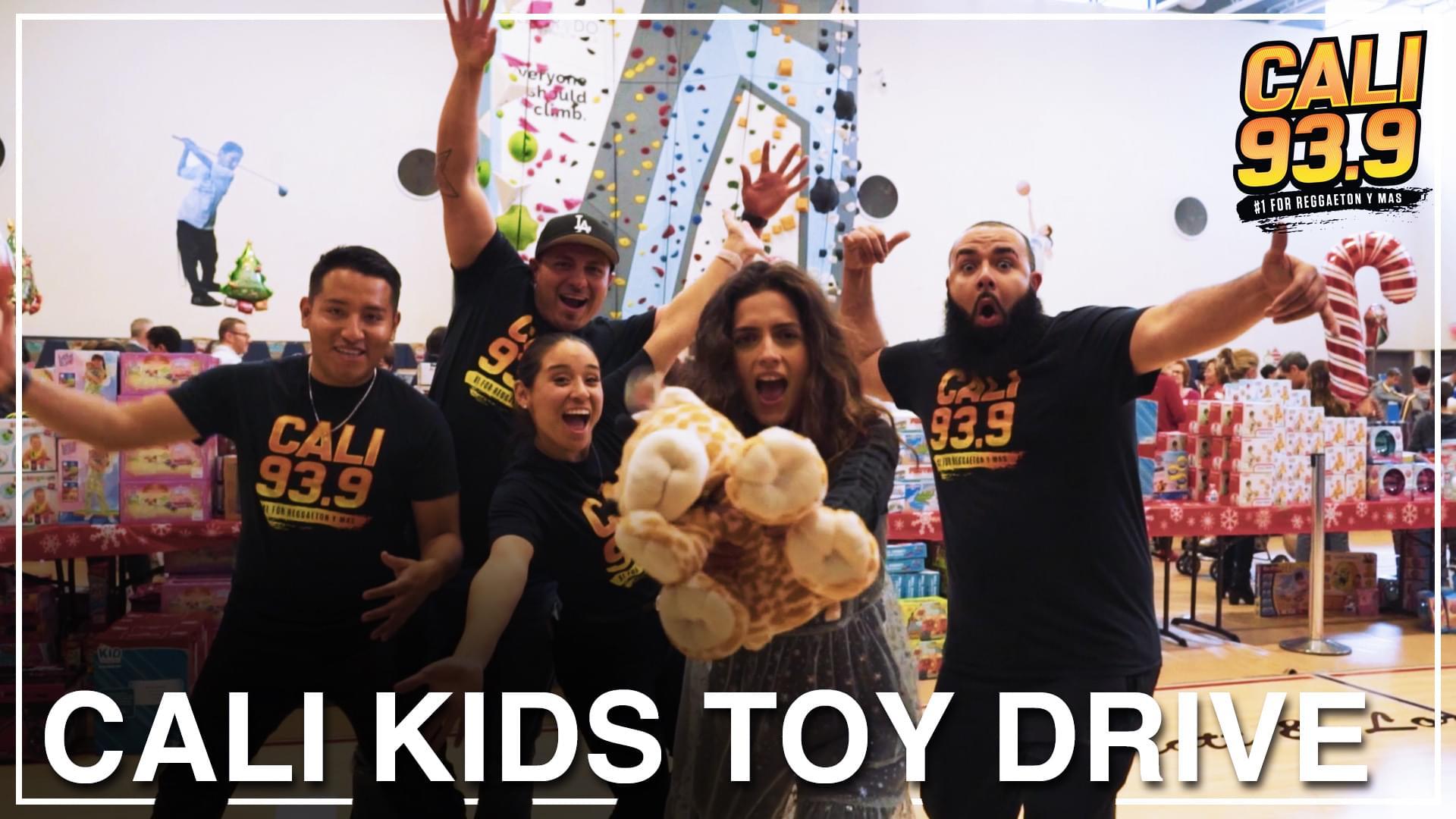 Cali 93.9 le pone una sonrisa en la cara a cientos de niños con Cali Kids