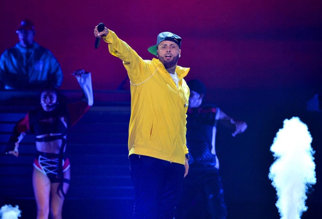 Nicky Jam stars in Bad Boys For Life