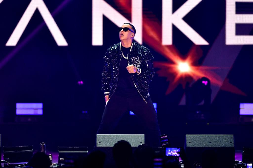 Nicky Jam and Daddy Yankee perform 'Muevelo' on Jimmy Kimmel